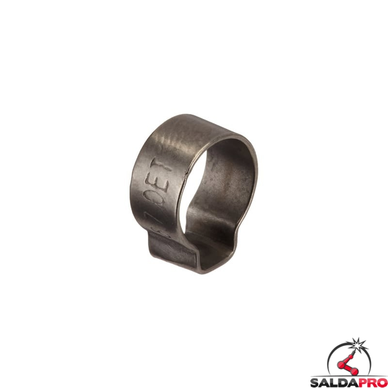fascetta ferma tubo ricambio torce MB EVO PRO 401/501D Abicor Binzel BZ1710002