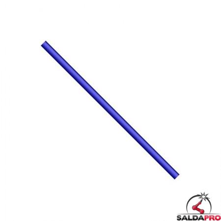 Tubo porta guaina blu di ricambio per torce MB EVO PRO 501 D Abicor Binzel BZ1550008