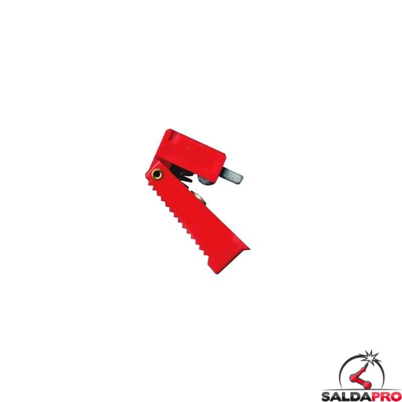 pulsante per impugnature ergo torce MB EVO PRO 401/501D Abicor Binzel BZ1850031