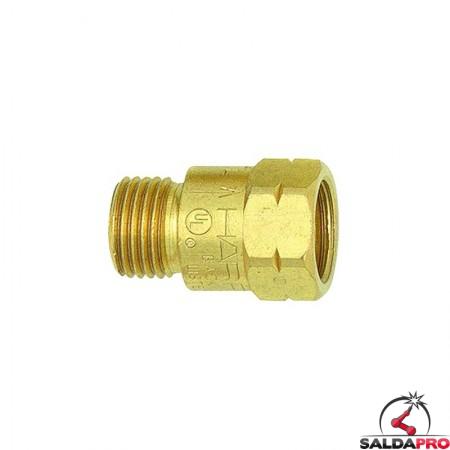 valvola di sicurezza antiritorno 88-6 CVTL per tubo gas carburante dei cannelli Harris