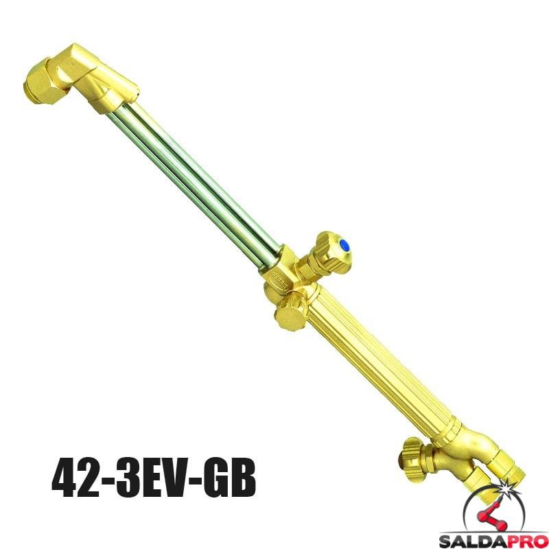 Cannello da taglio ossiacetilenico Multigas modello 42-3EV-GB Harris