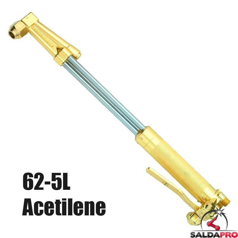 Cannello a leva per ossitaglio con acetilene modello 62-5 Harris