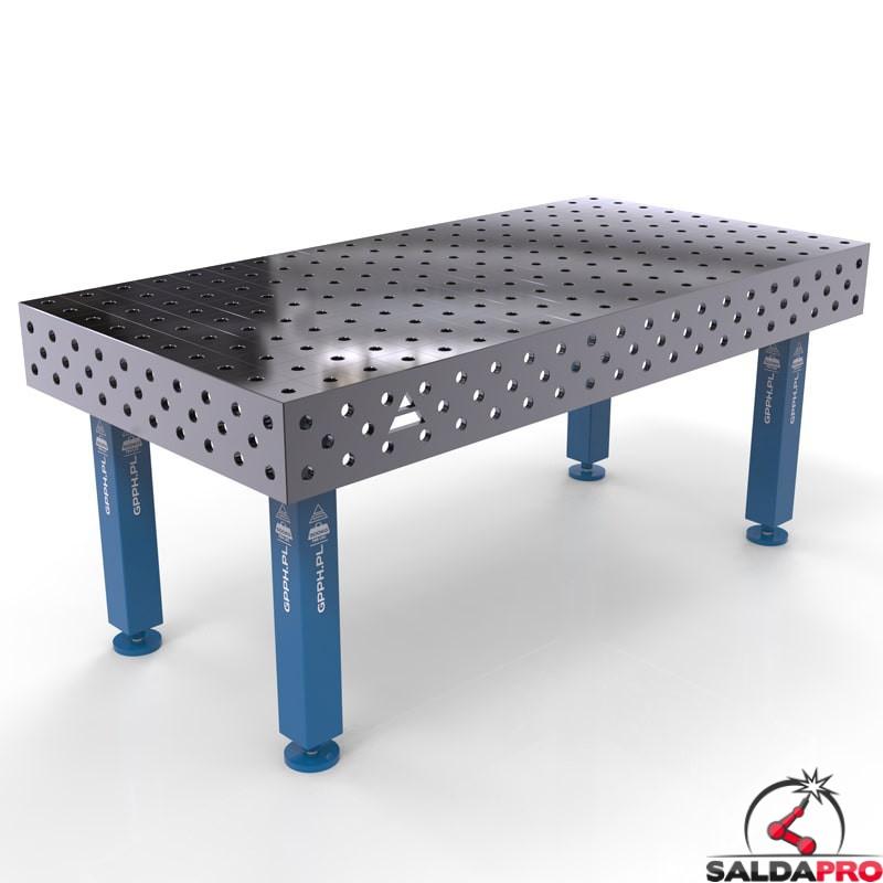 tavolo saldatura Traditional 2000x1000 GPPH