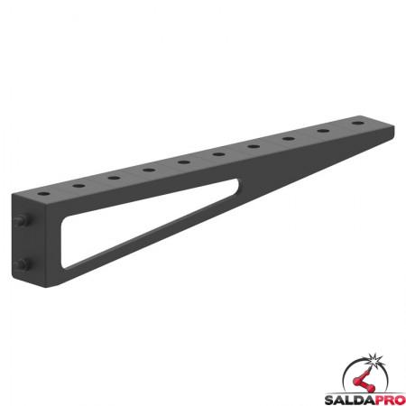 estensione tavolo saldatura 1000x100mm fori 28mm GPPH