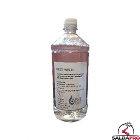 anti-spatter per saldatura concentrato best Weld bottiglia 1 litro