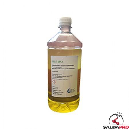 Detergente e sgrassatore concentrato Best Max bottiglia 1L