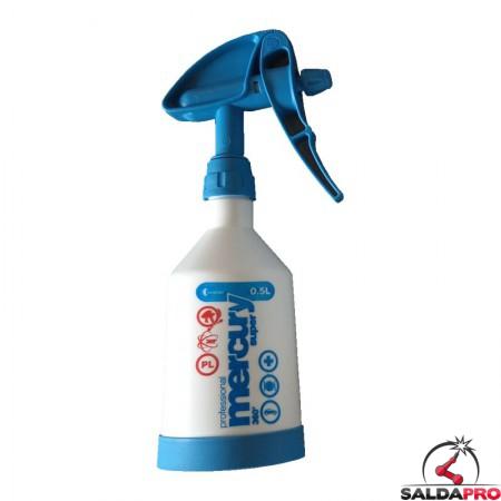 Spruzzatore spray Mercury Pro a doppia azione 0,5 Litri