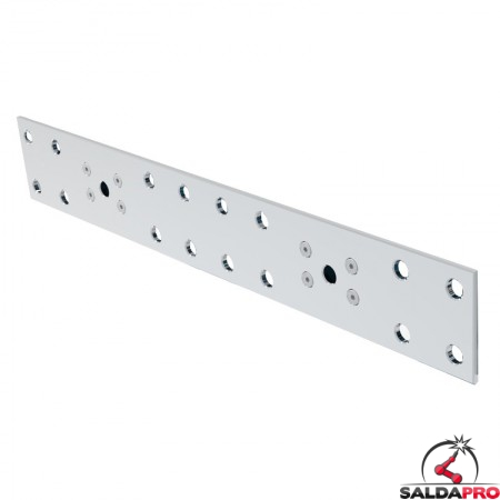 Set piastre laterali per tavoli saldatura Modular 1000x1000 GPPH