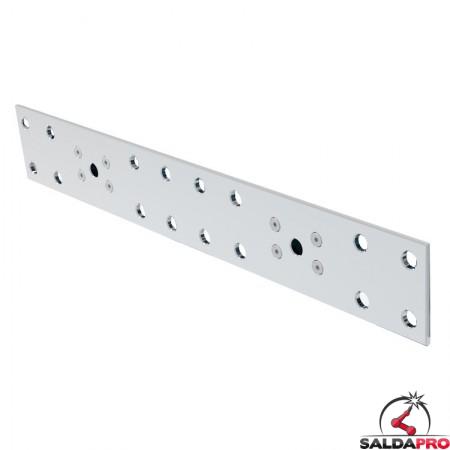 Set piastre laterali per tavoli saldatura Modular 1500x1600 GPPH