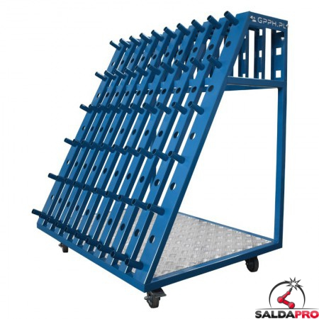 Carrello porta attrezzi 1000x800x1130mm GPPH
