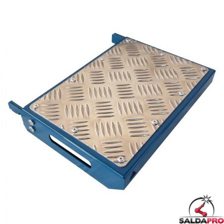 mensola piana 210x300mm GPPH accessorio tavoli saldatura