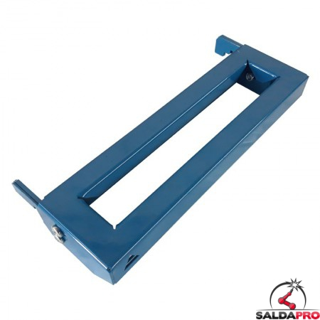 mensola per morsetti 90x300mm GPPH accessorio tavoli saldatura