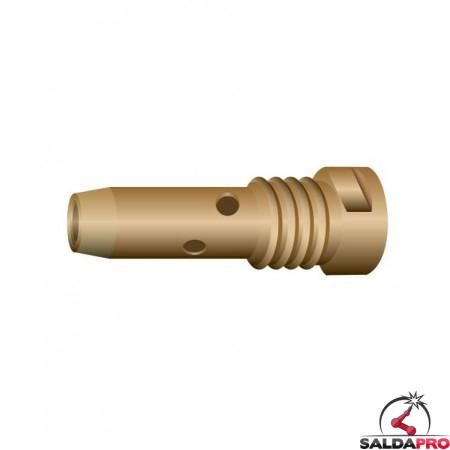 Supporto ugello M8 52mm per torce ABIMIG® GRIP A 305, 355 e 405 (5pz)