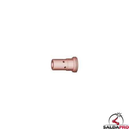 Supporto ugello p.corrente M8 27mm torcia ABIMIG ® GRIP W 555 D
