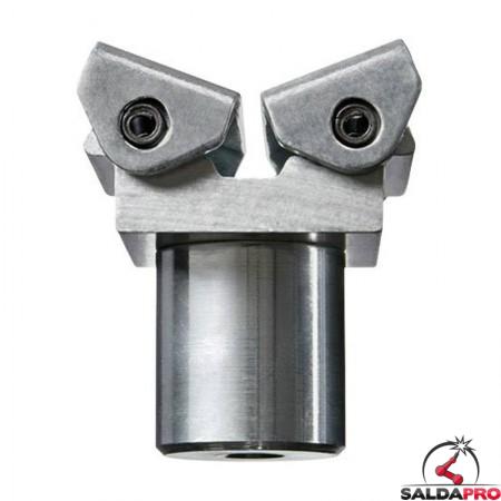 testa di serraggio Bessey Vario TW28VAD foro 28mm