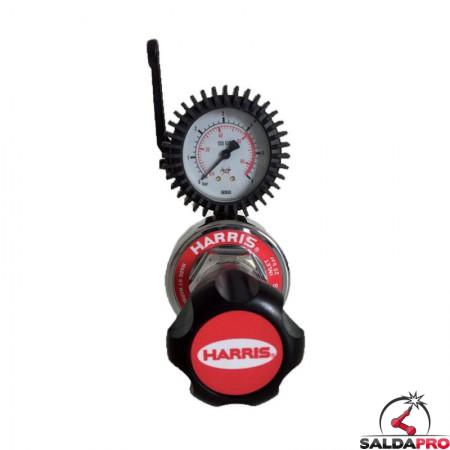 regolatore di pressione acetilene 1,5 bar harris