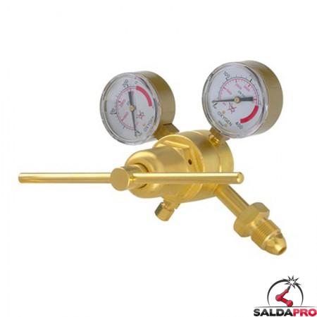 regolatore di pressione Harris modello 987 per gas azoto 300 bar