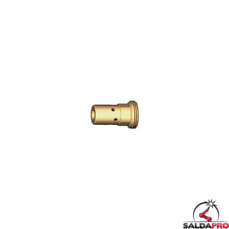 Supporto ugello p.corrente M8 25mm torcia ABIMIG® 452 W D (10pz)