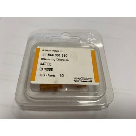 Elettrodo per torce Plasma originali Kjellberg PHT-31 (2pz) 11.844.001.310