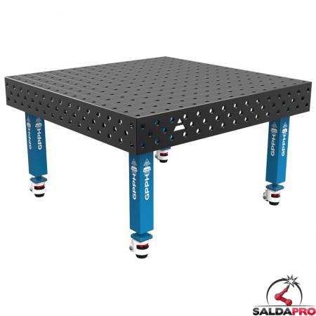 Tavolo saldatura SteelMax 1500x1480 GPPH con ruote