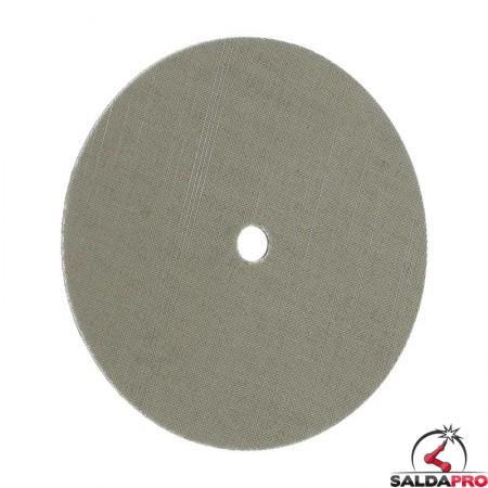 Disco abrasivo FIX Trizact™ Eisenblaetter Ø150x10mm per acciaio e inox