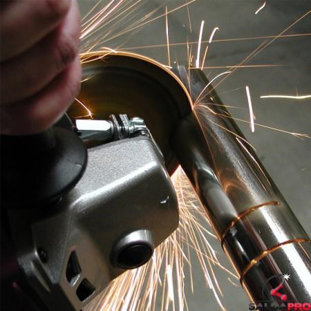 Taglio con Disco MAGNUM Finecut Ø115x22,2mm per profili sottili e tubi