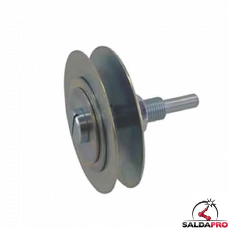 Mandrino di bloccaggio per disco CLEAN MCD, attacco 8mm