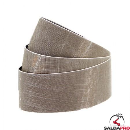 Nastri abrasivi Trizact™ Ø90x50mm per acciaio e INOX, grana 120-2000