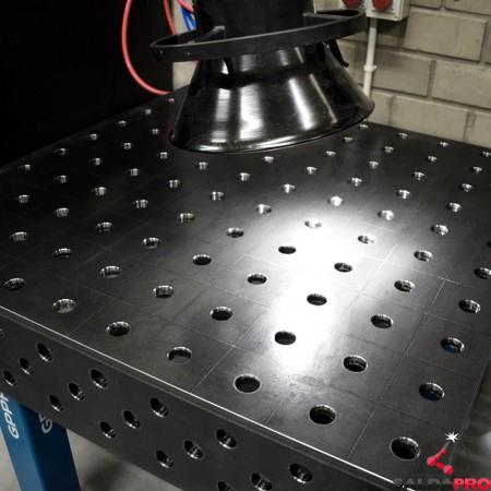 vista alto tavolo saldatura SteelPlus GPPH