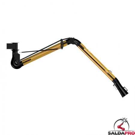 lato braccio aspirante Aspirex 4.2 per saldatura Dalpitech