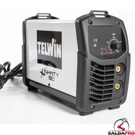 Saldatrice Infinity 180 ACX 230V Telwin saldatura TIG/MMA