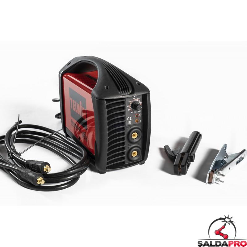 Saldatrice Inverter MMA e TIG Telwin TECNICA 171/S 230V in valigetta