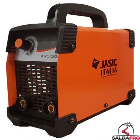 saldatrice ad elettrodo MMA ARC160 Jasic