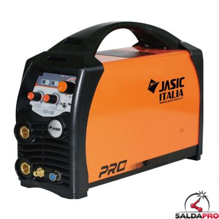 saldatrice TIG DC 200 Jasic innesco HF