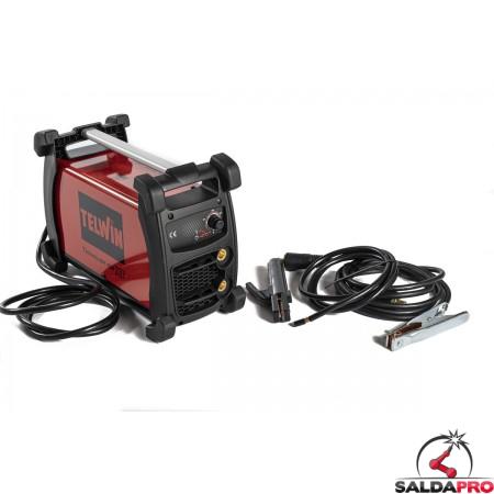 Saldatrice Technology 236 XT 230V Telwin saldatura TIG/MMA
