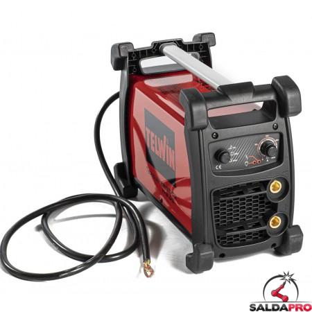 Saldatrice Technology 238 XT CE/MPGE 230V