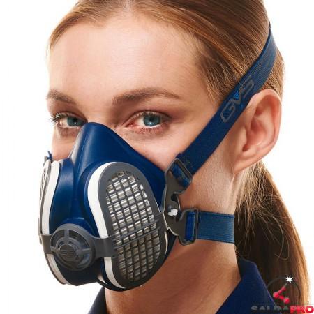 utilizzo respiratore a semimaschera GVS SPR591
