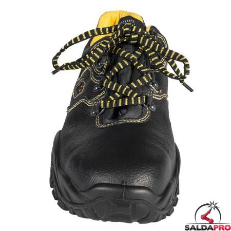 frontale scarpe antinfortunistiche Cofra New Tamigi S1 P SRC
