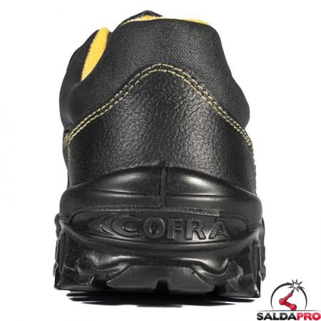 posteriore scarpe antinfortunistiche Cofra New Tamigi S1 P SRC
