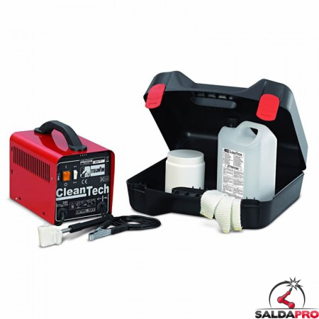Kit sistema pulizia Telwin CLEANTECH 100 230V