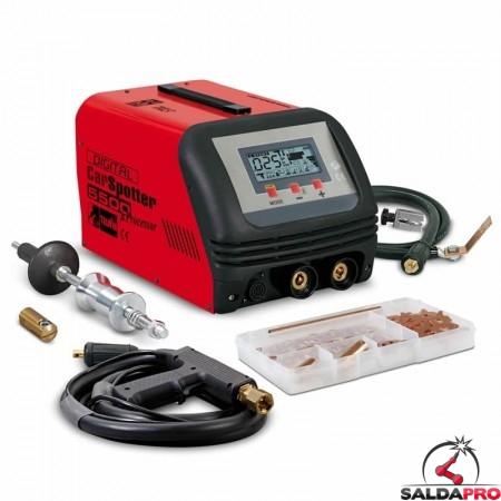 Saldatrice a resistenza elettronica DIGITAL CAR SPOTTER 5500 230V