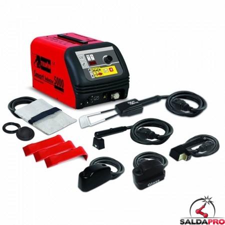 Riscaldamento Ad Induzione.Sistema Di Riscaldamento Smart Inductor 5000 Deluxe 200 240v