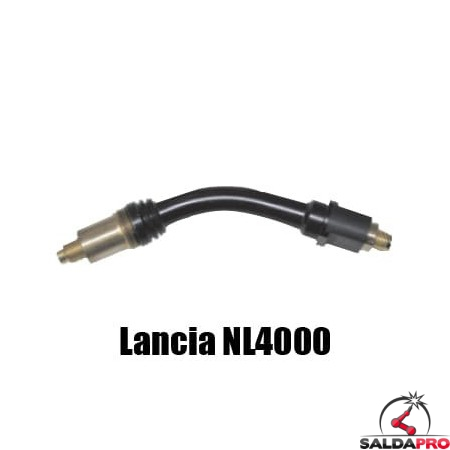 Lancia di ricambio per torcia Aria NL4000 per saldatura MIG