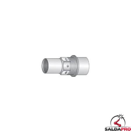 Diffusore portapunta CuCrZr M10 per torce NL - NW - NR - NCR (10pz)