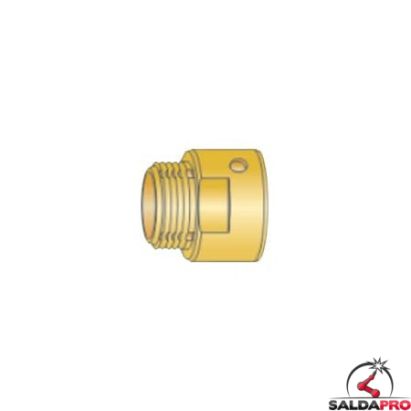 Supporto ugello gas per torce AWK 250 e CWK 300 - (5pz)