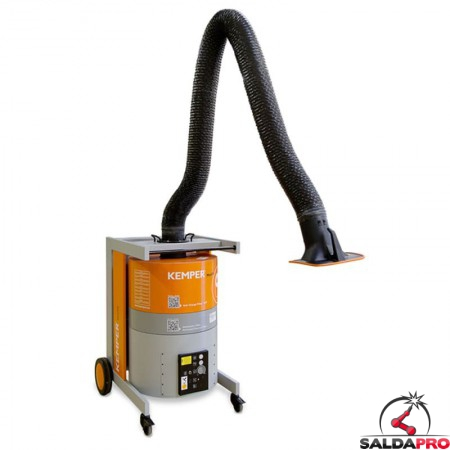 Depuratore mobile MaxiFil Active filtrato al carbone attivo - KEMPER®