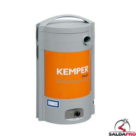 Depuratore portatile MiniFil tubo Ø 45mm - KEMPER®