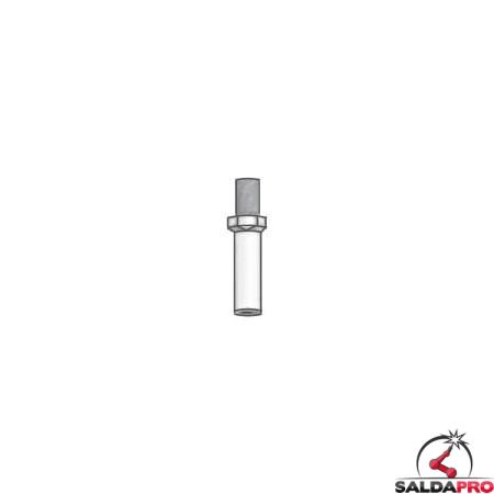 Diffusore in ottone lungo torce al plasma CEBORA® serie P CP (10pz)