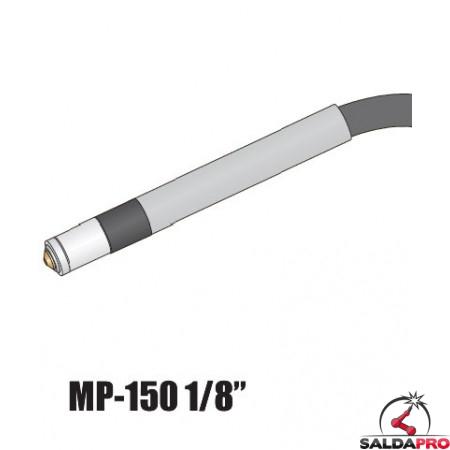 """Torcia macchina completa Cebora MP150 attacco 1/8"""" taglio al plasma"""