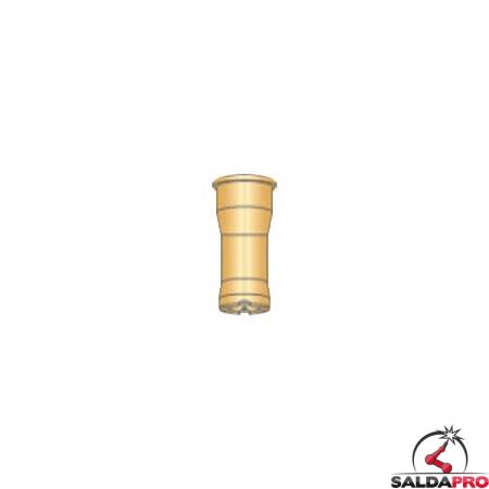 Ugello rame long life Ø1,0 mm 20-50A per torce al plasma CEBORA® (10pz)